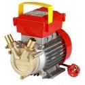 Pompa elettrica da travaso Rover 20 motore 0.5 hp elettropompa per vino e acqua