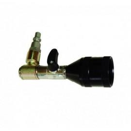 Boccola con rubinetto Sbaraglia girevole per aste di prolunga