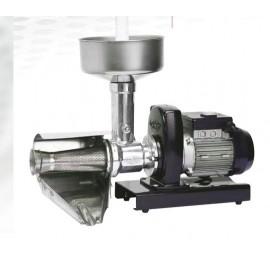 Passapomodoro elettrico Palumbo Pavi SM 5 INOX con motore elettrico 375 W - 220 V