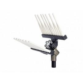 Abbacchiatore pneumatico Sbaraglia Titanium Trasformabile - scuotitore ad aria compressa