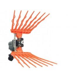 Abbacchiatore pneumatico ad aria compressa AIR 600 - hobbistico per usi limitati