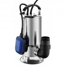 Pompa sommersa elettrica acque nere e chiare Hyundai Q750B52RM in acciaio INOX - da 750 W