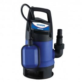 Pompa sommersa elettrica per acque nere e chiare Hyundai Q750B23M - elettropompa da 750 W