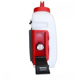 Pompa a spalla per irrorazione 12V Hecht 410 ACCU 10lt