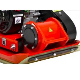 Piastra vibrante rullo compattatore 4T Hecht 1113 - 83kg