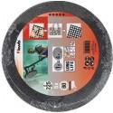 5x Dischi Abrasivi per Levigatrice Pareti Cartongesso 225mm grana 120