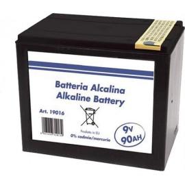 BATTERIA X ELETTRORECINZIONE VOLT 9 AH 90 ORE 10000 A SECCO