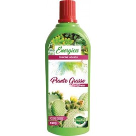 CONCIME LIQUIDO PIANTE GRASSE ENERGICA GR 500