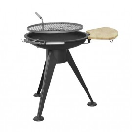Barbecue a carbone griglia Hecht Grenada