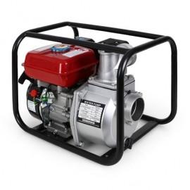 Pompa dell'acqua a benzina 6,5HP 5KW motopompa autoadescante