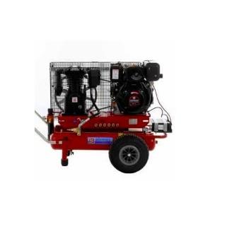 Motocompressore diesel Airmec TTD 3460/650 con motore 6HP