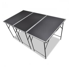 3x tavoli da lavoro portatili