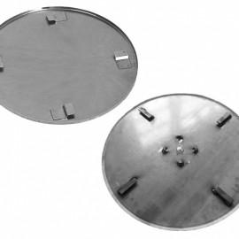 Disco per Lisciatrice cemento elicottero 67kg 600mm