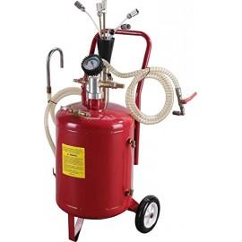 Pompa di aspirazione Contenitore olio esausto portatile 23lt