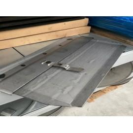 Set 4 pale di sgrossatura lisciatrice Breaker KC120 1200mm