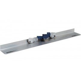 Profilo in Alluminio per Vibrofinitrice 2mt
