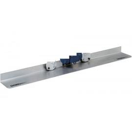 Profilo in Alluminio per Vibrofinitrice 5mt
