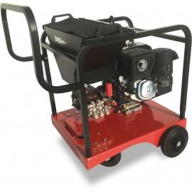 IDROSABBIATRICE IDROPULITRICE A SCOPPIO BREAKER ID25 275 BAR 900 LTH MOTORE HONDA GX390