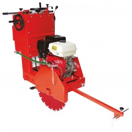 Tagliasfalto segatrice suolo disco Breaker TS450 motore diesel Lombardini 11hp 450mm