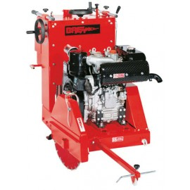 Tagliasfalto segatrice suolo disco Breaker GL500 motore elettrico 380V 500mm